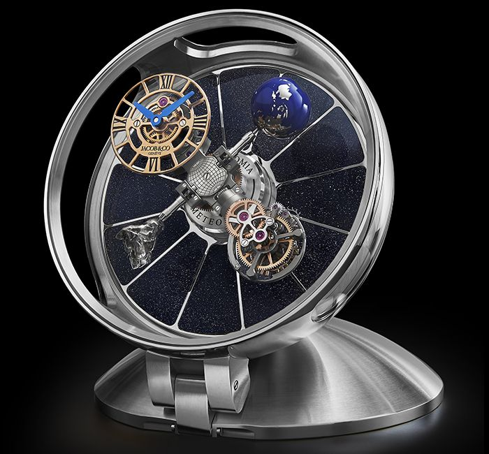 Astronomia Tableclock