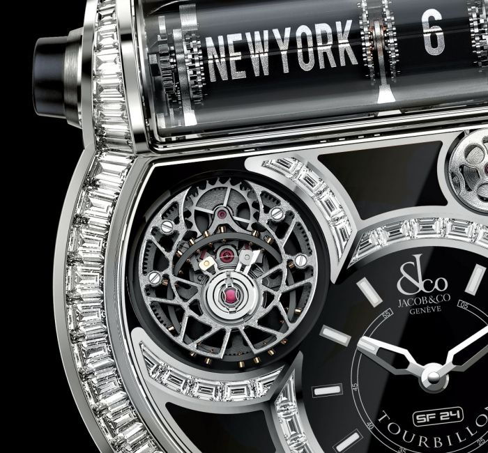Epic SF24 Tourbillon Flying Tourbillon