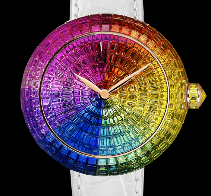 an image involving clock holding large