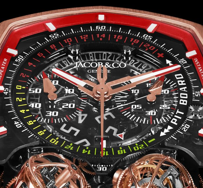 Twin Turbo Furious Dial & Hands