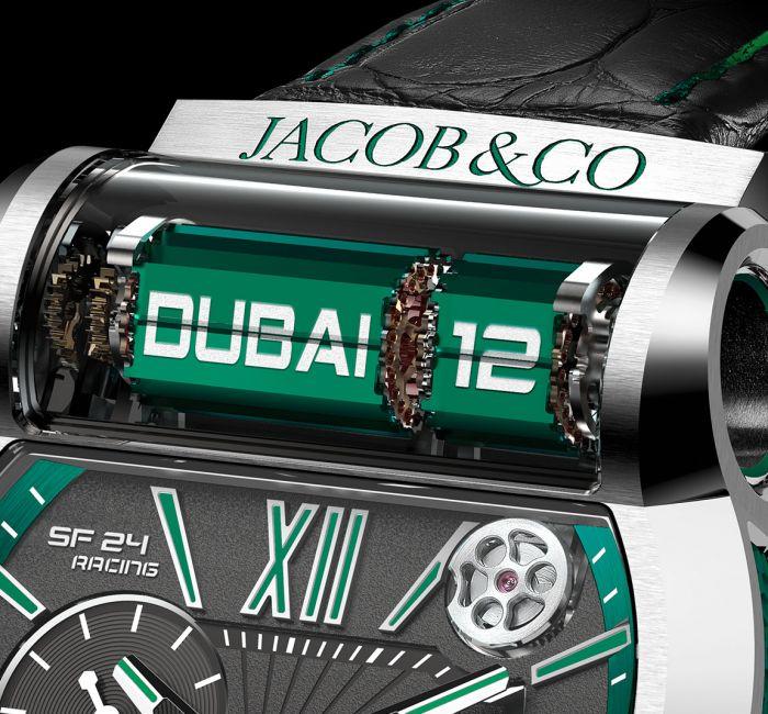 Epic SF24 Racing Split Flap World Time Display