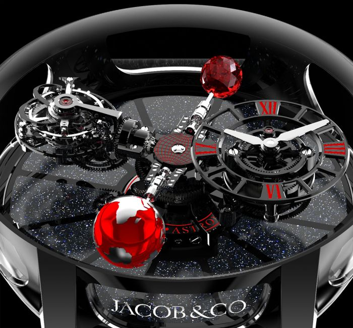 Exclusive Astronomia Caliber