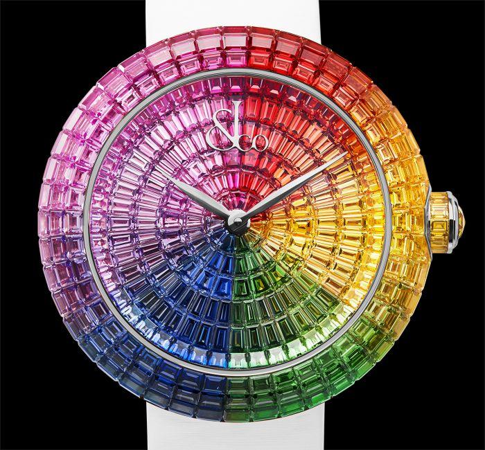 an image involving clock large umbrella