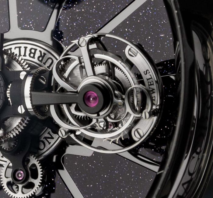Astronomia Ceramic Triple-Axis Tourbillon