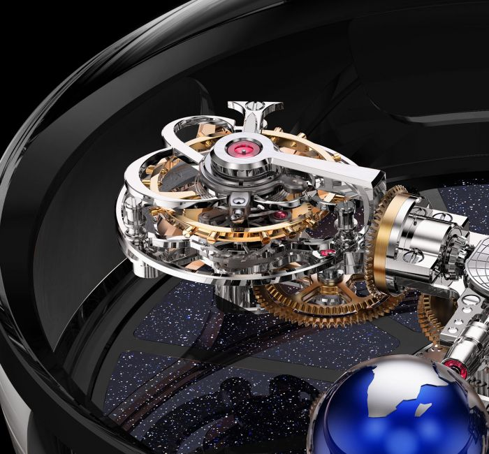 Astronomia Tourbillon Triple-Axis Tourbillon