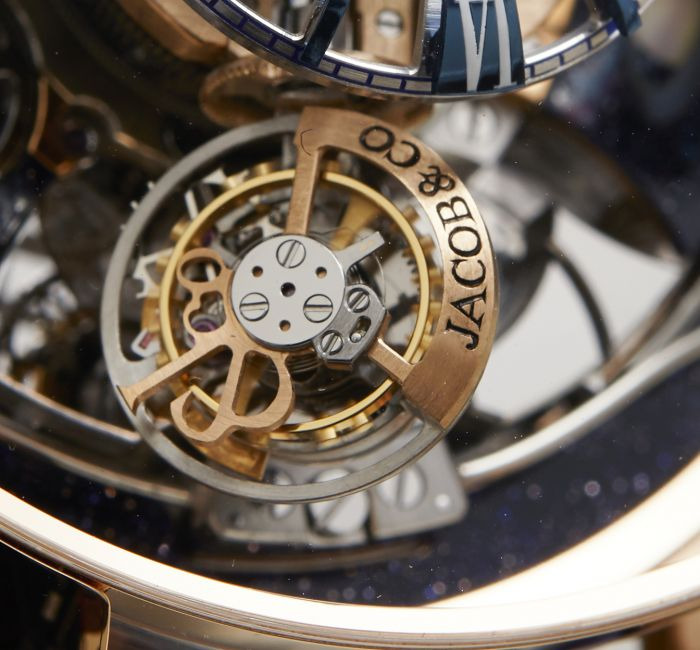 Astronomia Maestro Triple Axis Tourbillon