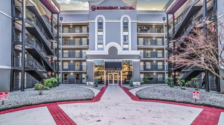 Economy Hotel, Marietta