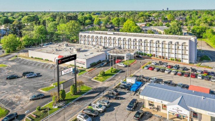 Economy Hotel, Memphis