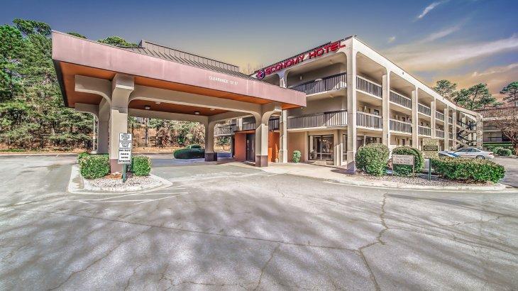 Economy Hotel, Roswell