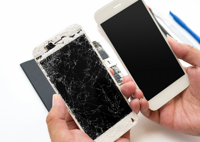 Mobile Device Repair in Woodstock