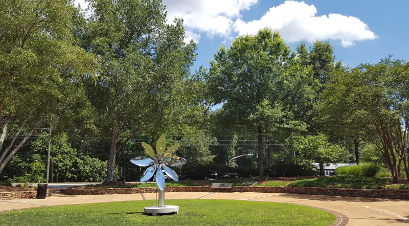 Historic Roswell Beautification Project image