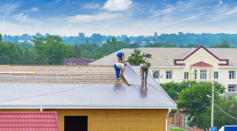 The Perks of Upgrading Your Commercial Roof image