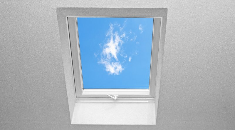Is Your Skylight or Roof Leaking? image