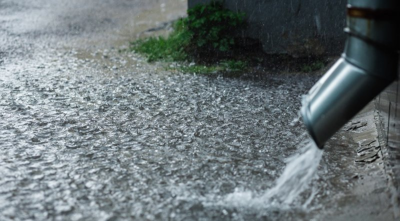 Climate Change and Gutter Problems image