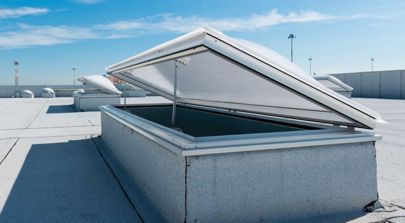 How Skylights Work for Your Commercial Building image