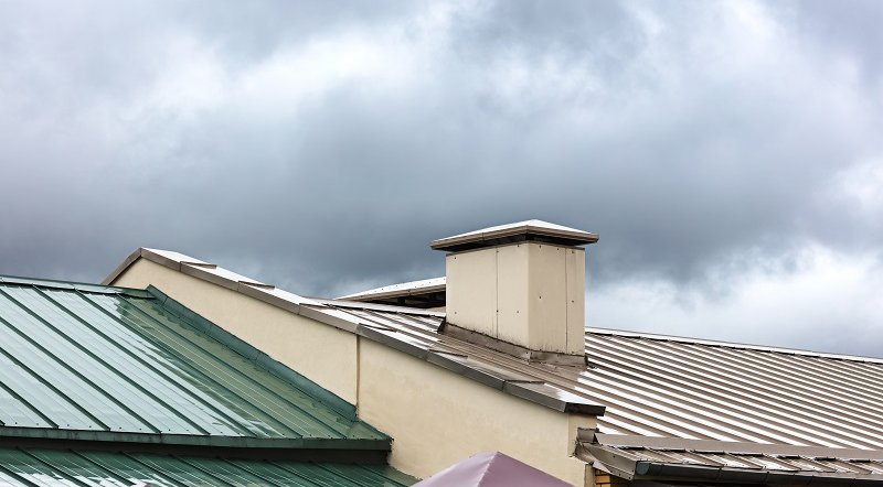 4 Reasons Why Your Commercial Roof Is Leaking image