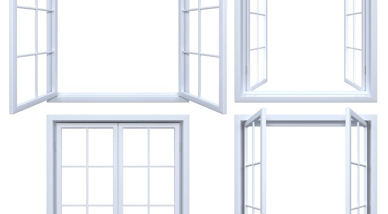 Casement vs. Double Hung Windows image