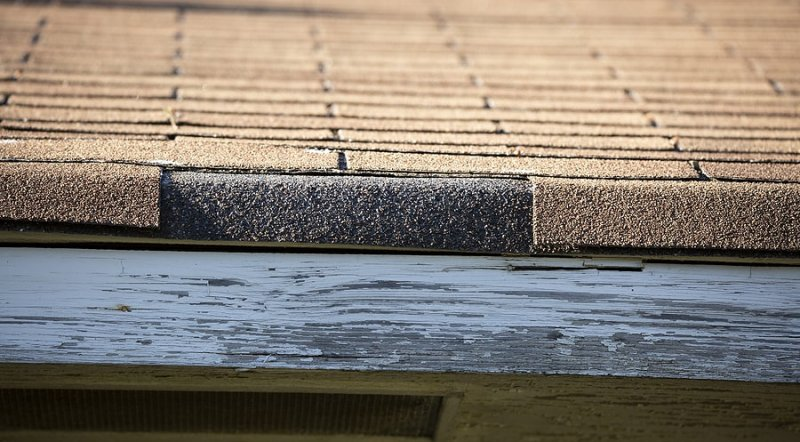 Will My Roof Leak if a Shingle Is Missing? When Shingles Are Blown Off image