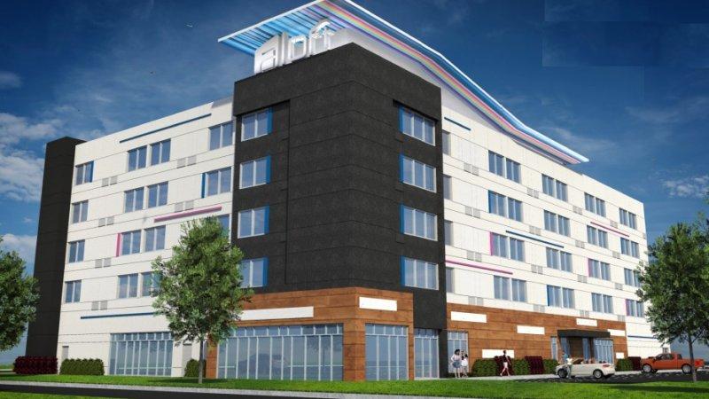Aloft Lawrenceville Epoch Construction and Design