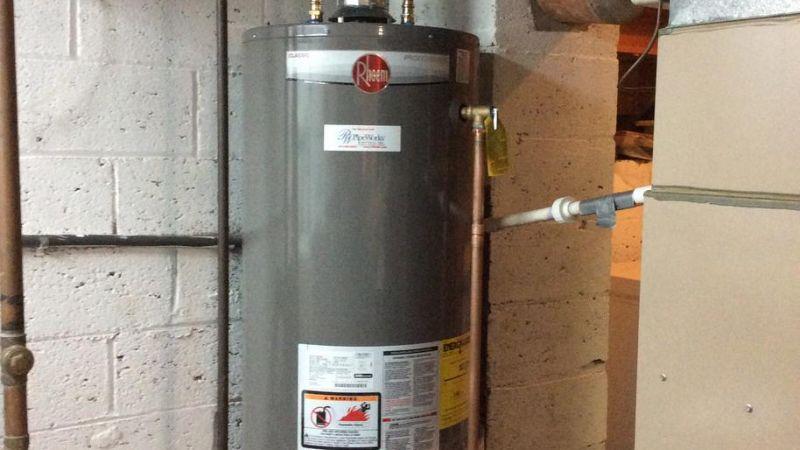 Premium Hot Water Heater