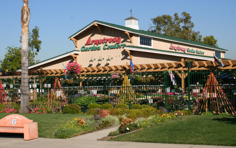 Armstrong Garden Centers La Habra