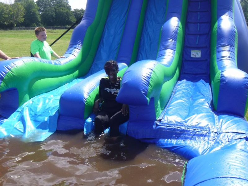 Inflatable Fun Run