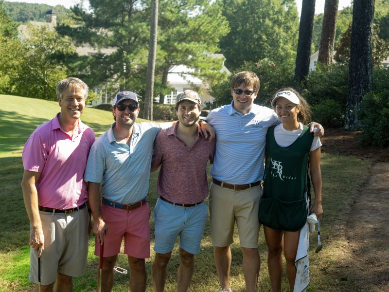 2020 Charitable Foundation Golf Tournament