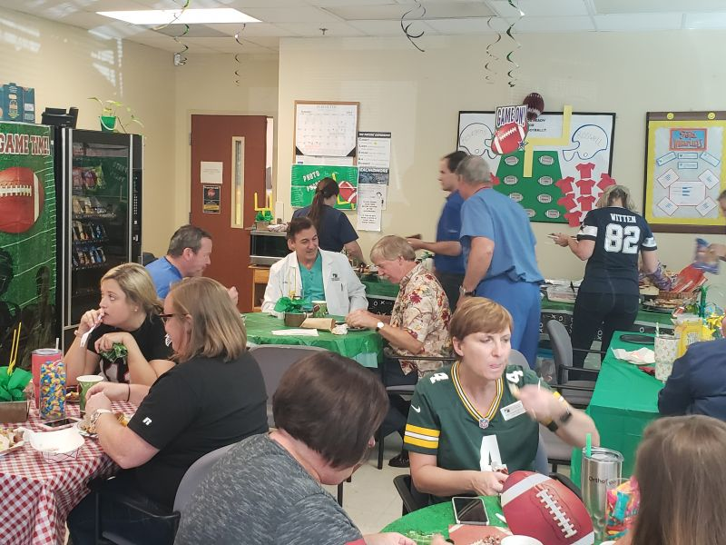 Roswell Football Kickoff Party