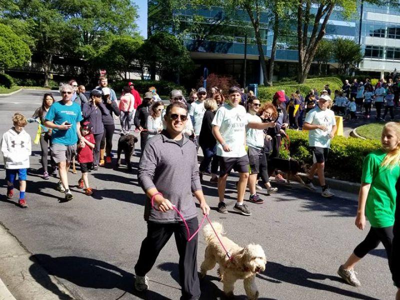 2017 Arthritis Walk