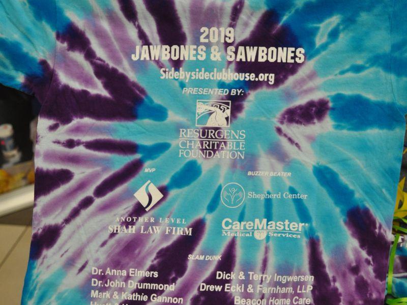 Jawbones & Sawbones 2019