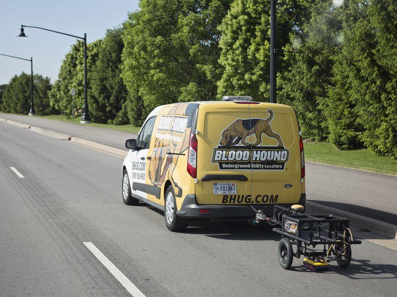 Ground Penetrating Radar Service | Blood Hound, LLC