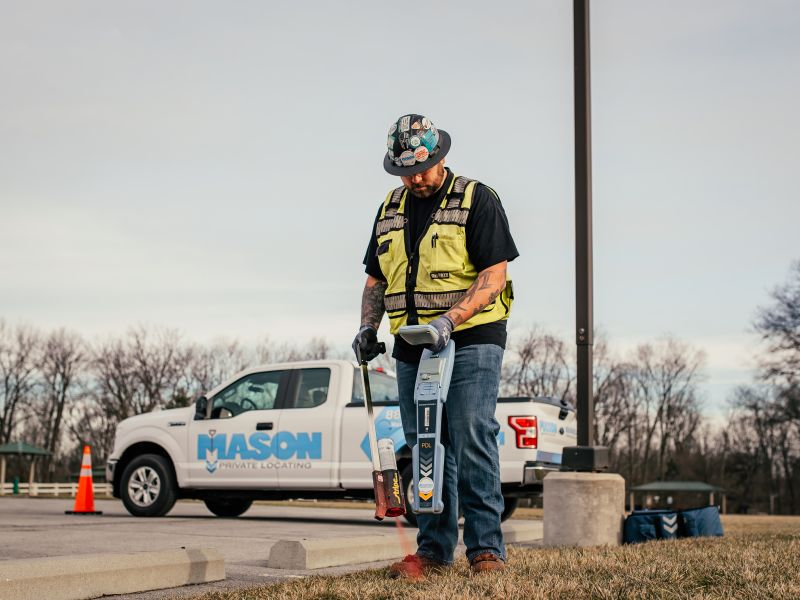 Our technicians utilize the most advanced equipment and training available to ensure your job site is marked with complete accuracy.