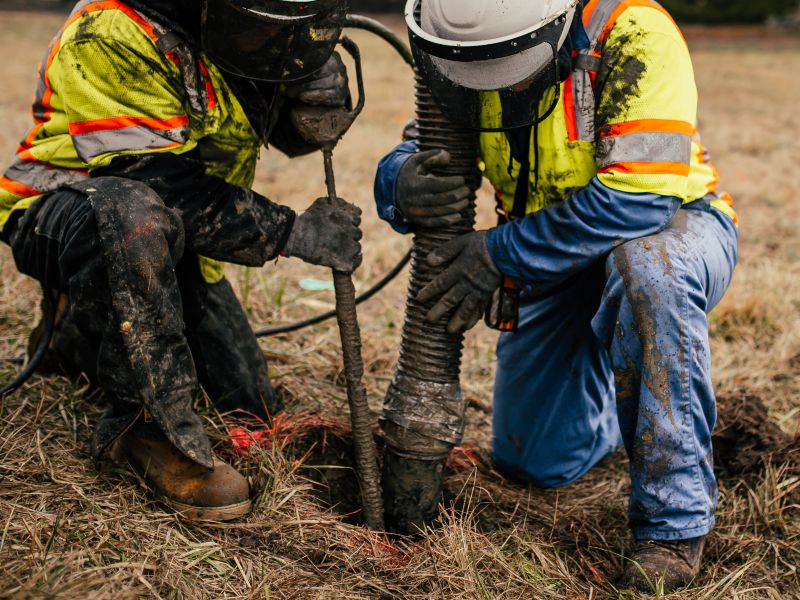 Using non-destructive digging techniques like vacuum excavation and hydro excavation has proven to significantly mitigate the risk of line strikes and utility damage.
