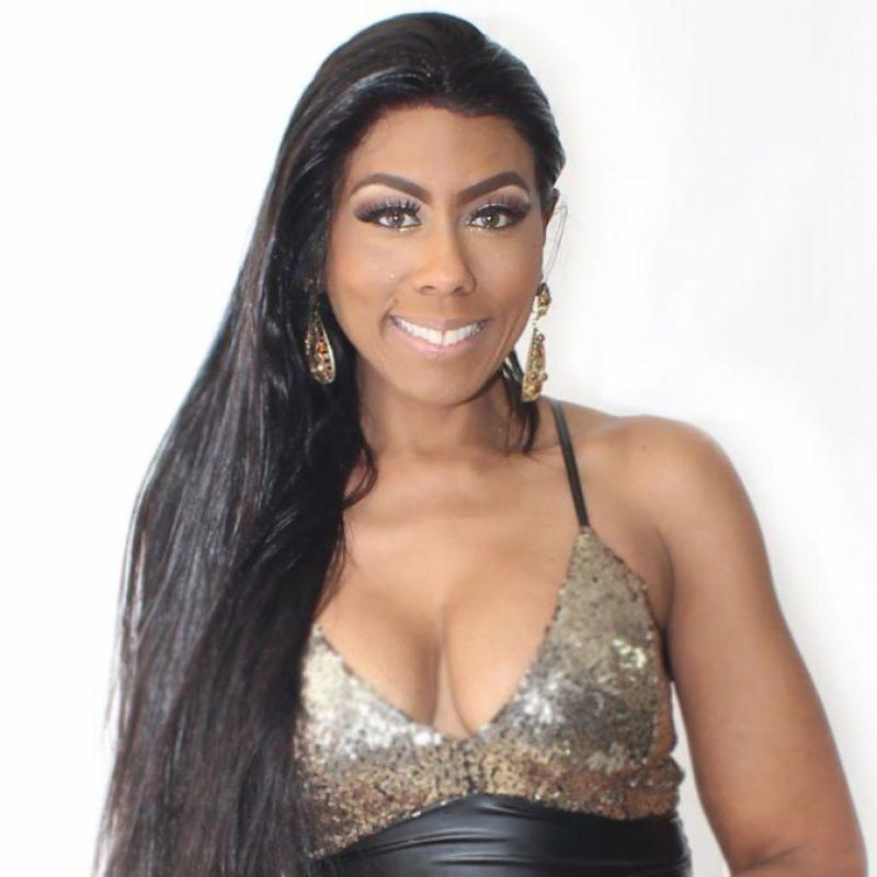 Sasha The Diva after image
