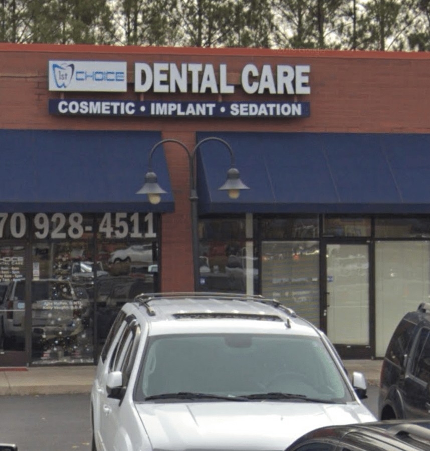 1st Choice Dental Care suite in Woodstock