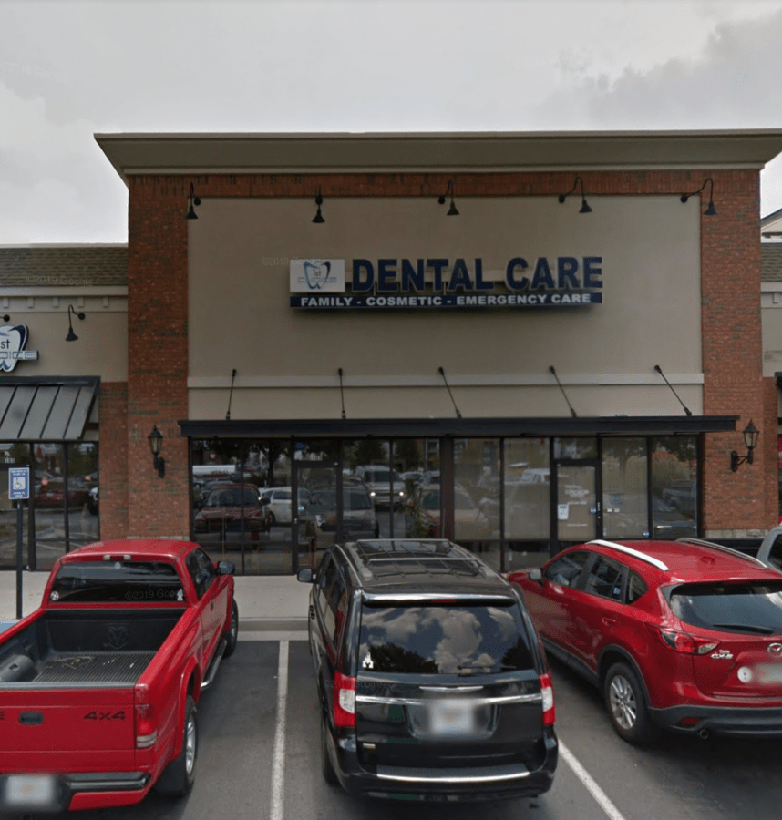 1st Choice Dental Care suite in Kennesaw