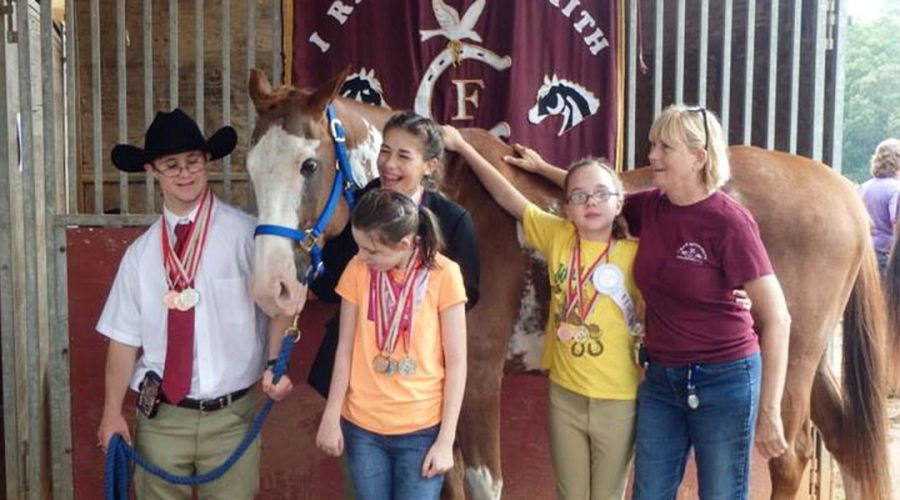 Equestrian Center 'more than a pony ride' for those with special needs