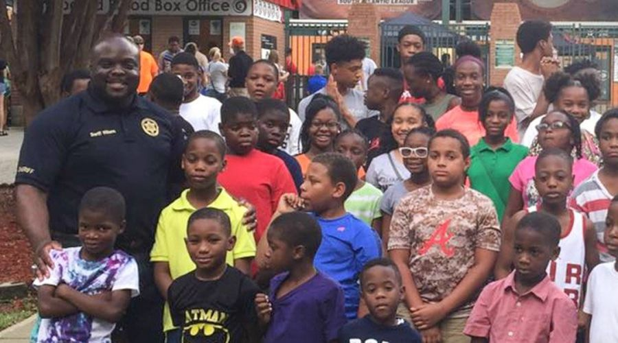 Sheriff's leadership increases community safety
