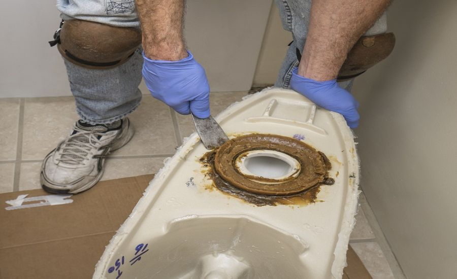 3 Signs It S Time To Replace Your Toilet Wax Ring The Pink Plumber