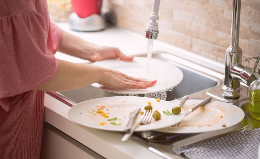 Clean your garbage disposal