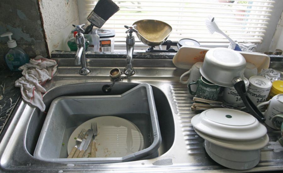 Cool What To Do When Your Kitchen Sink The Pink Plumber Best Image Libraries Thycampuscom