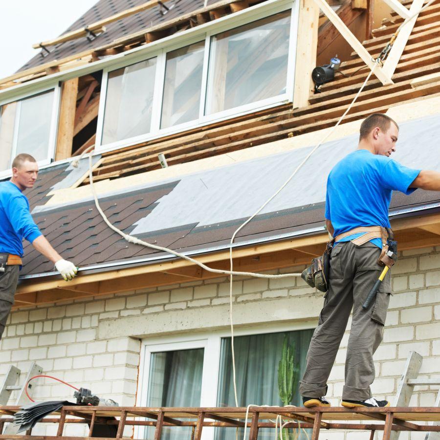 Next, reconstruction crews will get to work