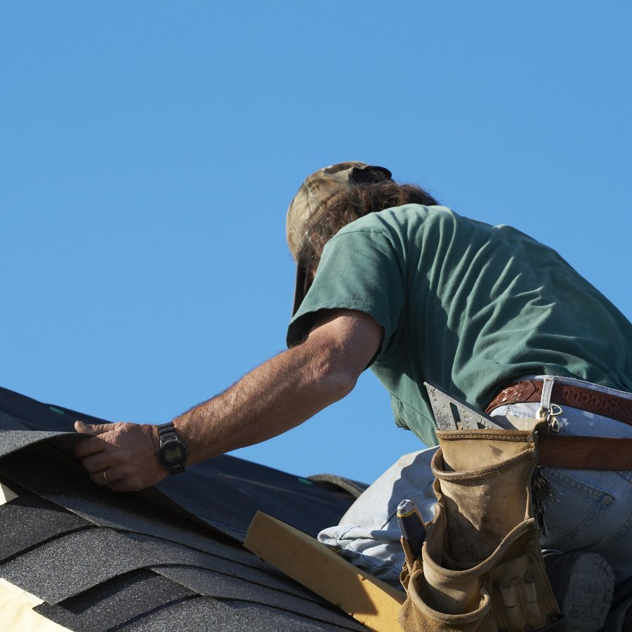 Trust Is Key When Hiring A Residential Roofing Contractor image