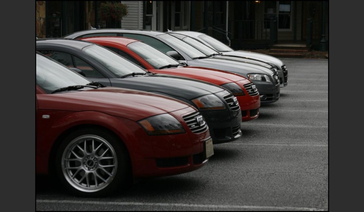 Image of Quattro de Mayo 2008 Audi TT