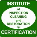 Institute of Inspection Cleaning and Restoration Ceritified