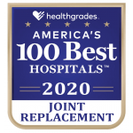 '2020 Healthgrades America's 100 Best Hospitals