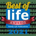 2021 Best of Life Award