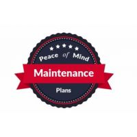 Your Peace of Mind Maintenance Plans