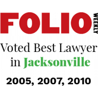 Folio Weekly Best Lawyer in Jacksonville