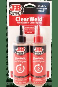 ClearWeld™
